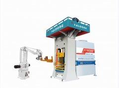 华隆数控压力机在耐火材料领域中的发展