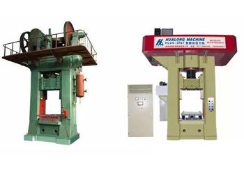 200-1000吨双盘摩擦压力机改造