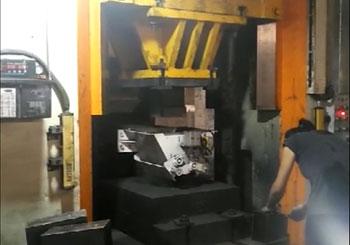 耐火砖成型自动化,工作更轻松