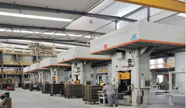 耐材自动化生产线改造后给企业带来哪三方面变化